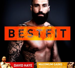 BESTFIT Magazine Issue 4 front cover