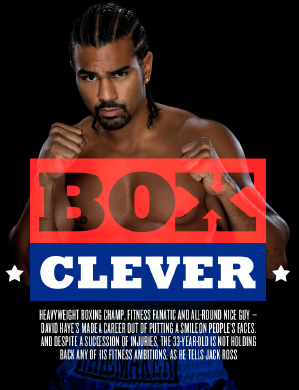 BESTFIT Magazine Issue 4 David Haye feature