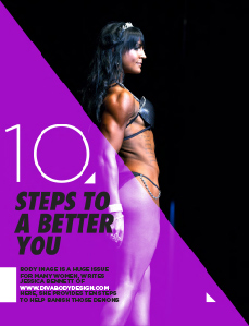 BESTFIT Magazine Issue 4 female feature