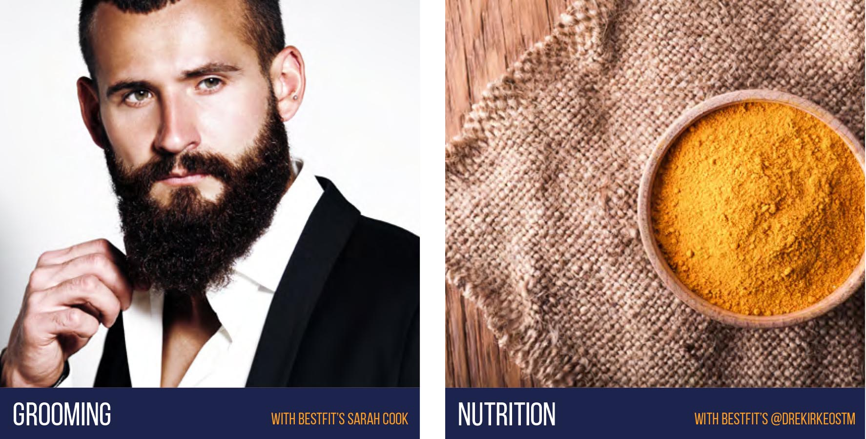 Experts Issue 10, Grooming and nutrition