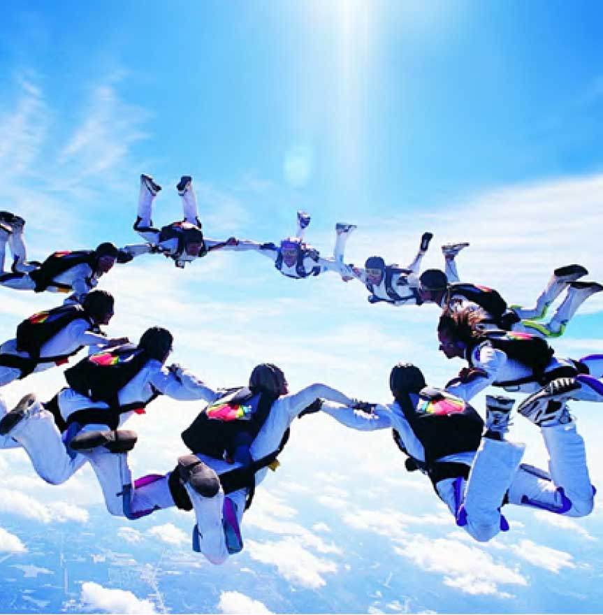 Student Training - Learn to Skydive - Royal Gorge Skydive ...