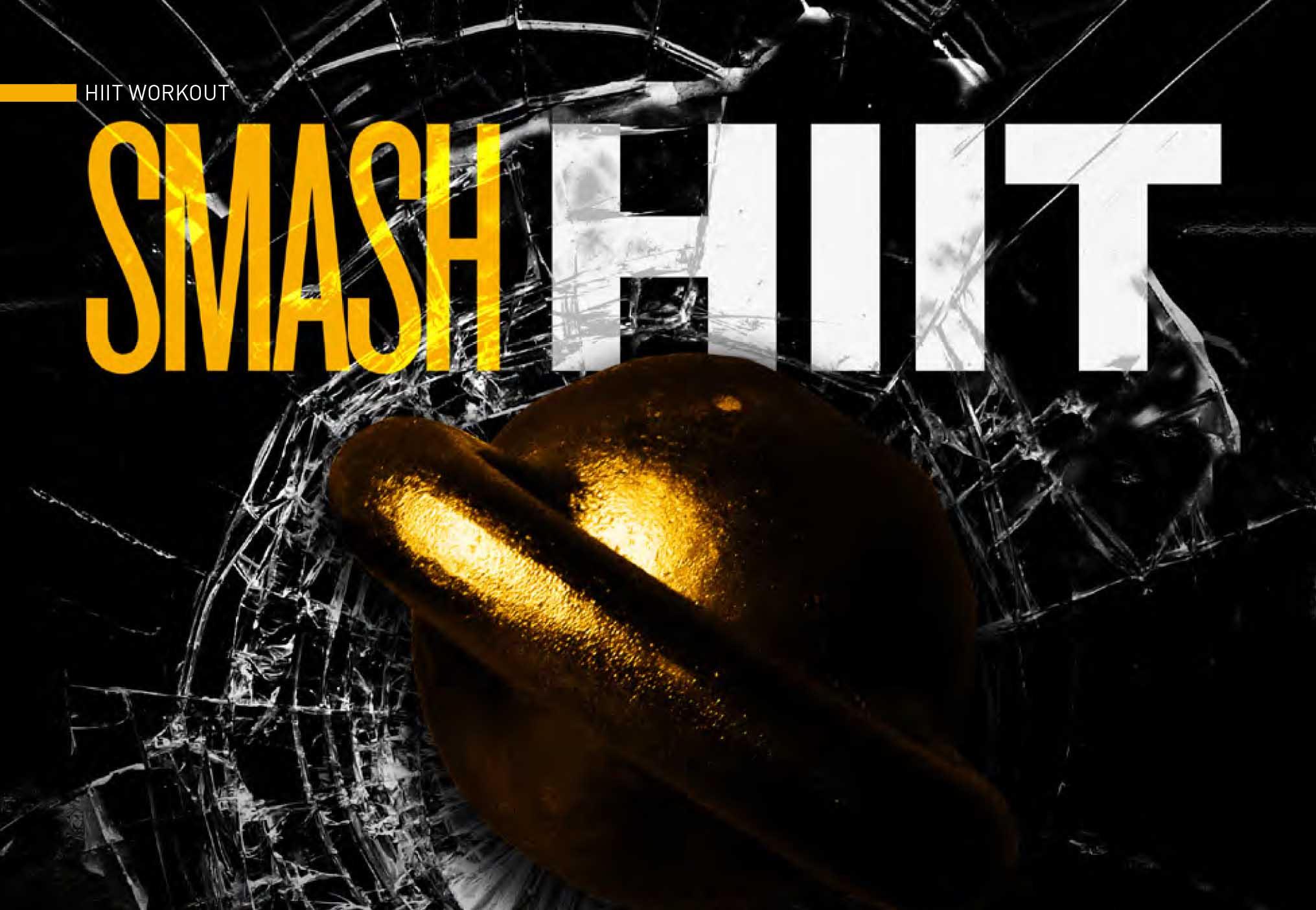 BESTFIT Issue 10 - Smash Hitt cover