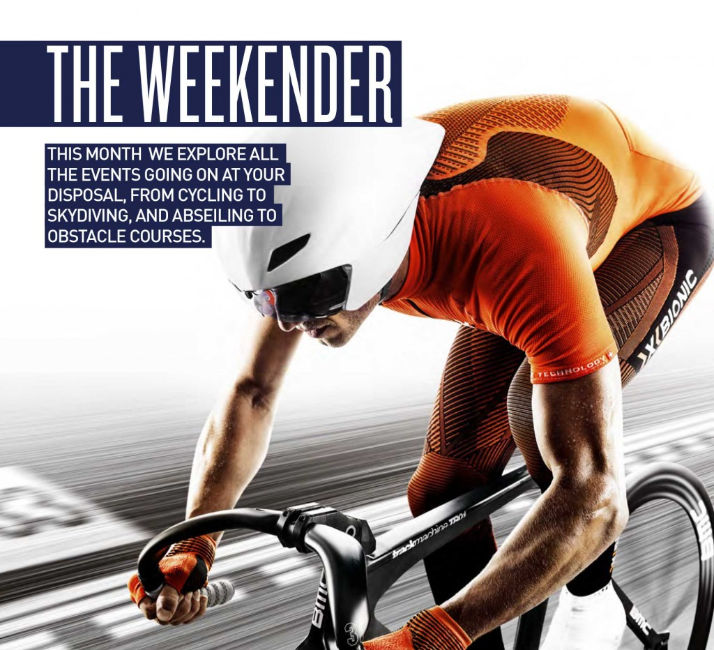 The Weekender cover photo, bestfit issue 10