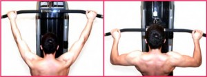 BESTFIT Issue 10, workout, Lat pulldown