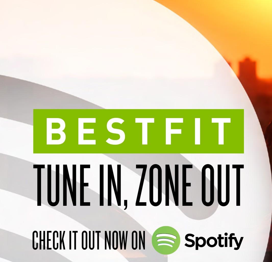 Spotify, Bestfit