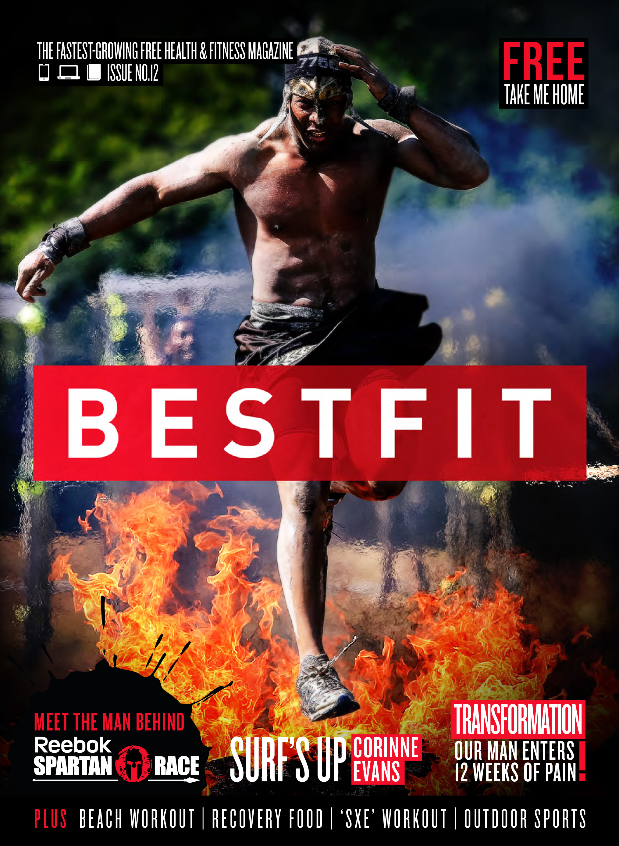 Bestfit issue 12 cover photo