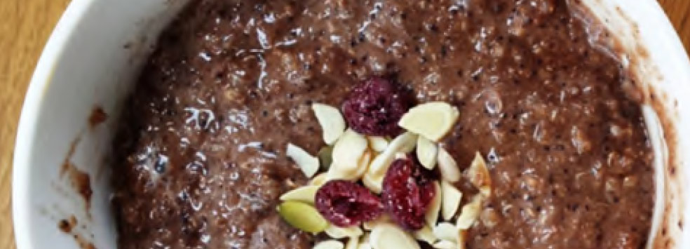 PAIN RELIEF PROTEIN PORRIDGE