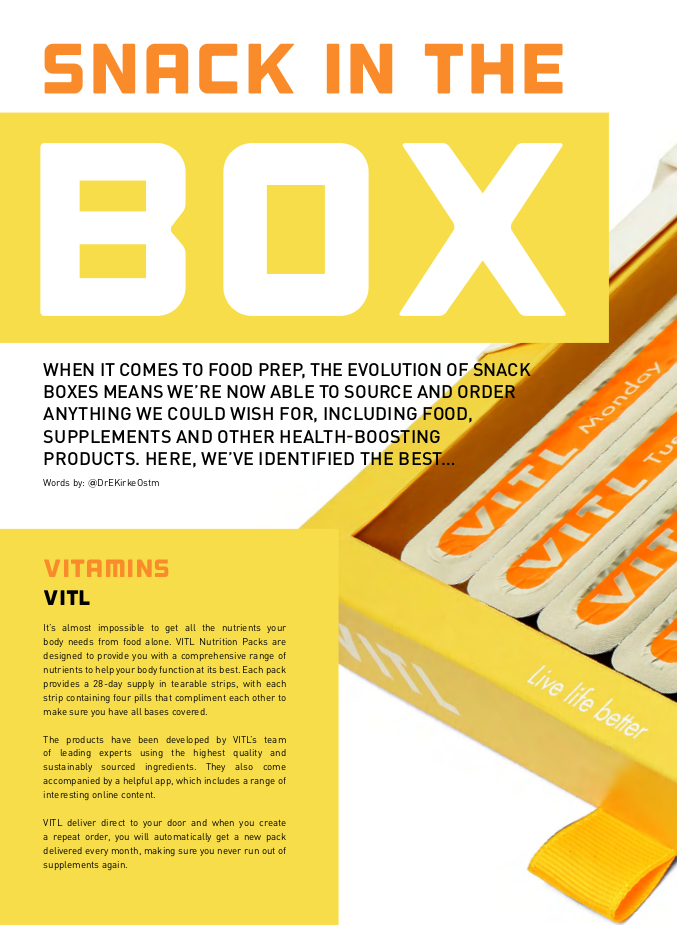 SNACK BOXES 1