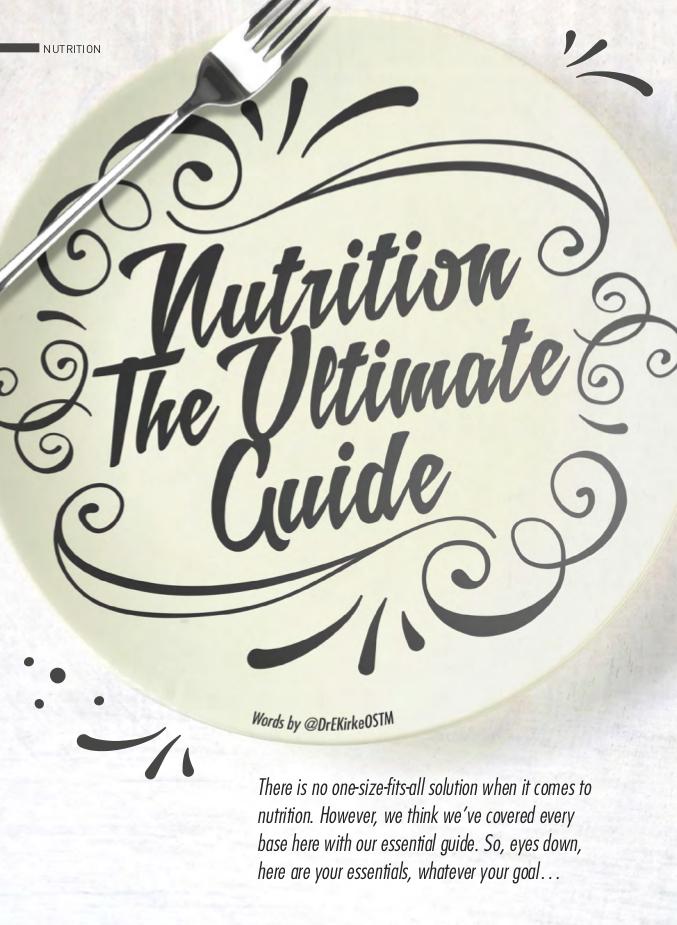 Ulti NUTRITION 1