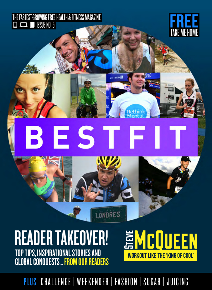 Bestfit issue 15 cover