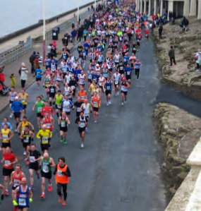 The Great North West Half Marathon