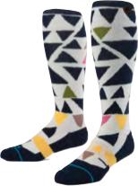 Fusion-Snow-Socks-Stance