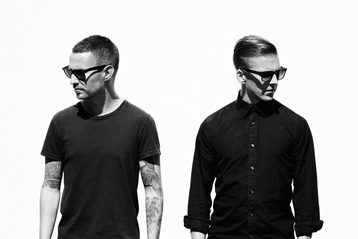 Galantis Reveal Their Top 10 Workout Tracks