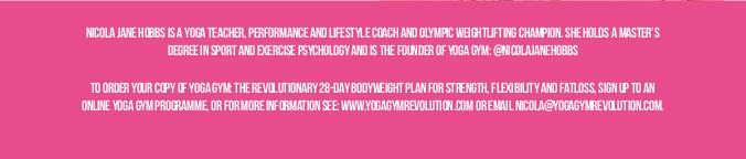 more info yoga