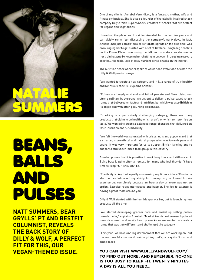 Natalie Summers cover