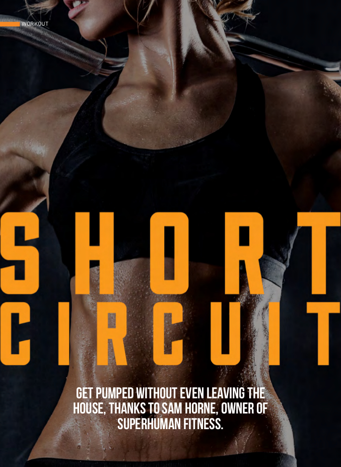 SHORT CIRCUIT cover