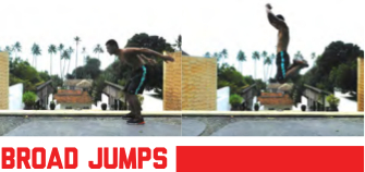Broad Jumps