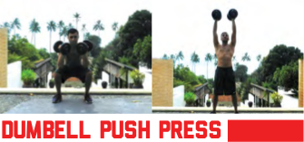 Dumbell Push Press