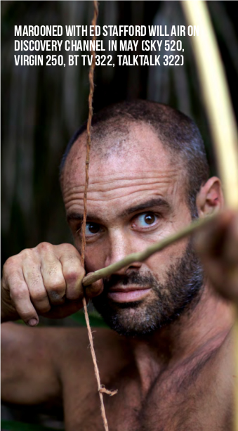 Ed Stafford Footer