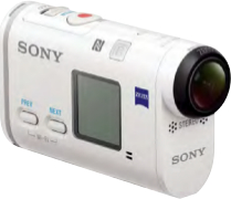 Sony For X1000V action camera