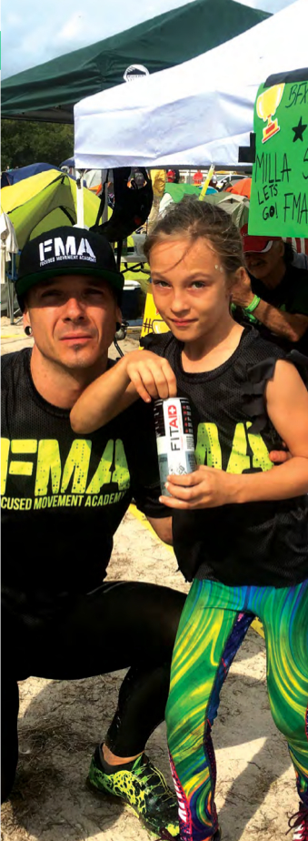 Youngest Fitness Competitor