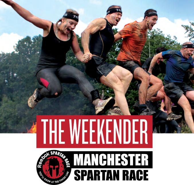 Manchester Spartan Race