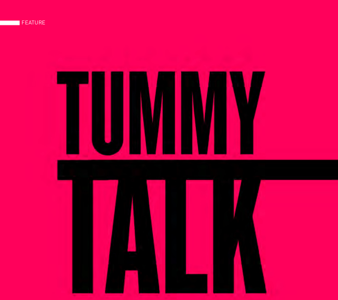 Tummy Talk header