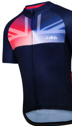 International Edit jerseys DHB