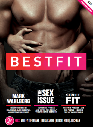 BESTFIT Issue 25 mark wahlberg, laura carter, loco dice