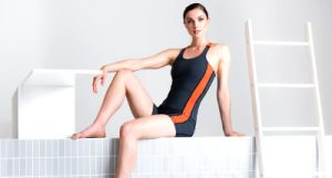 Blackfish Compression Swimwear