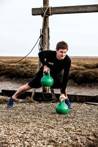 push-up tekkers with mark laws