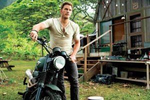 Chris Pratt Jurassic park