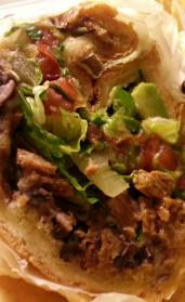 Meat Burrito
