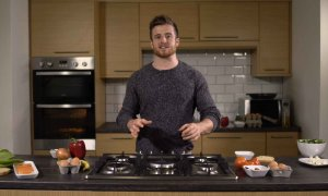 portion control, ben coomber, healthy eating