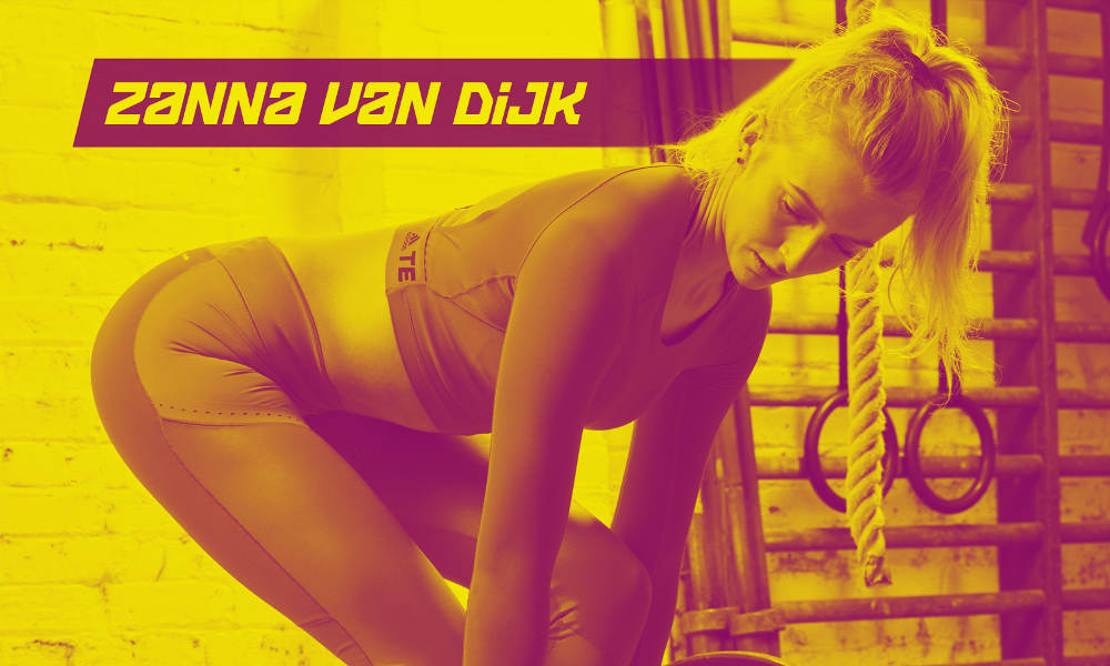 Zanna Van Dijk, Fitness Instagrams, fitness, instagram