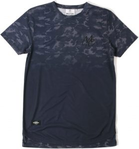 Masters Of Ceremony Infinity T-Shirt – Navy Camo
