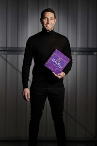 CADBURY REVEALS IDENTITY OF THE NEW MILK TRAY MAN