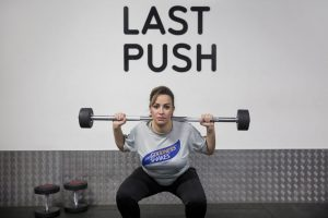 barbell squat 1 10-week transformation
