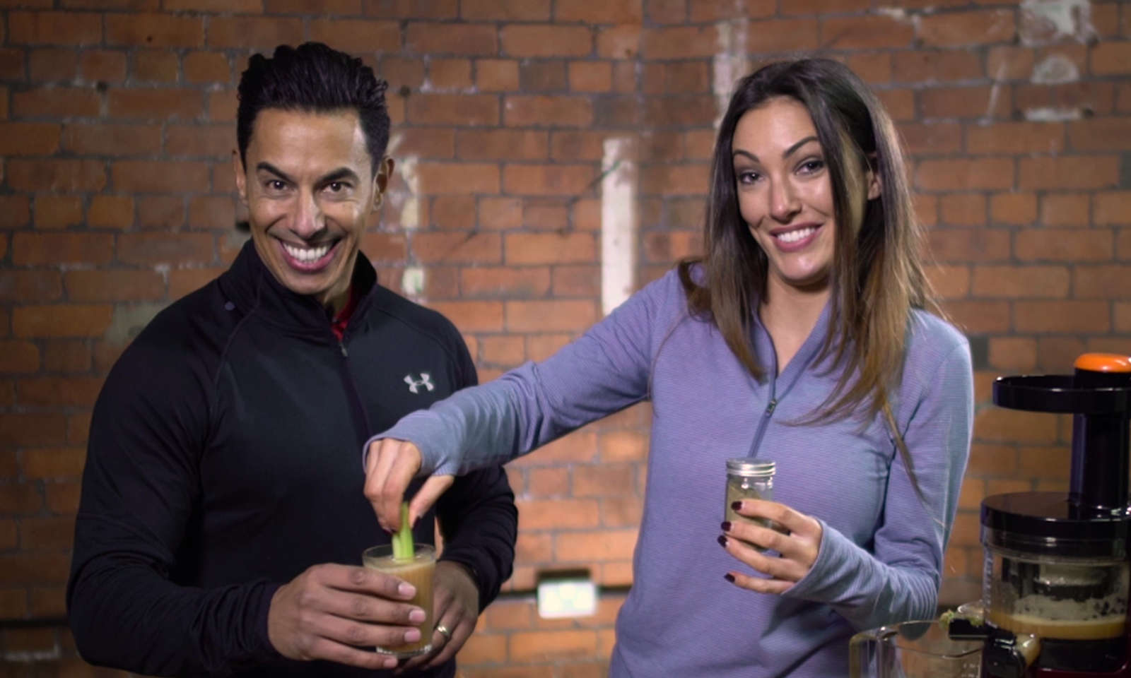 Sophie Gradon shares her favourite juicing recipes