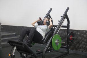 hack squat 1