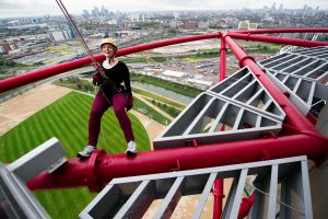 Abseil the orbit