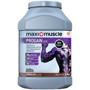 Maximuscle-Progain-1400g-Chocolate