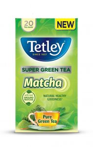 Tetley tea