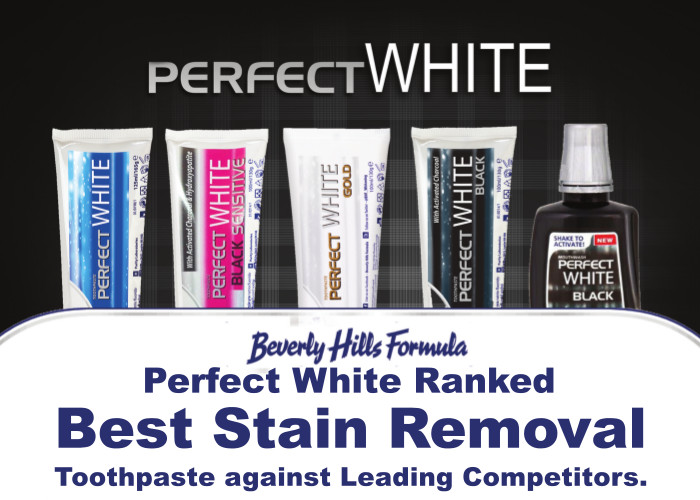 Beverly Hills Formula Toothpaste