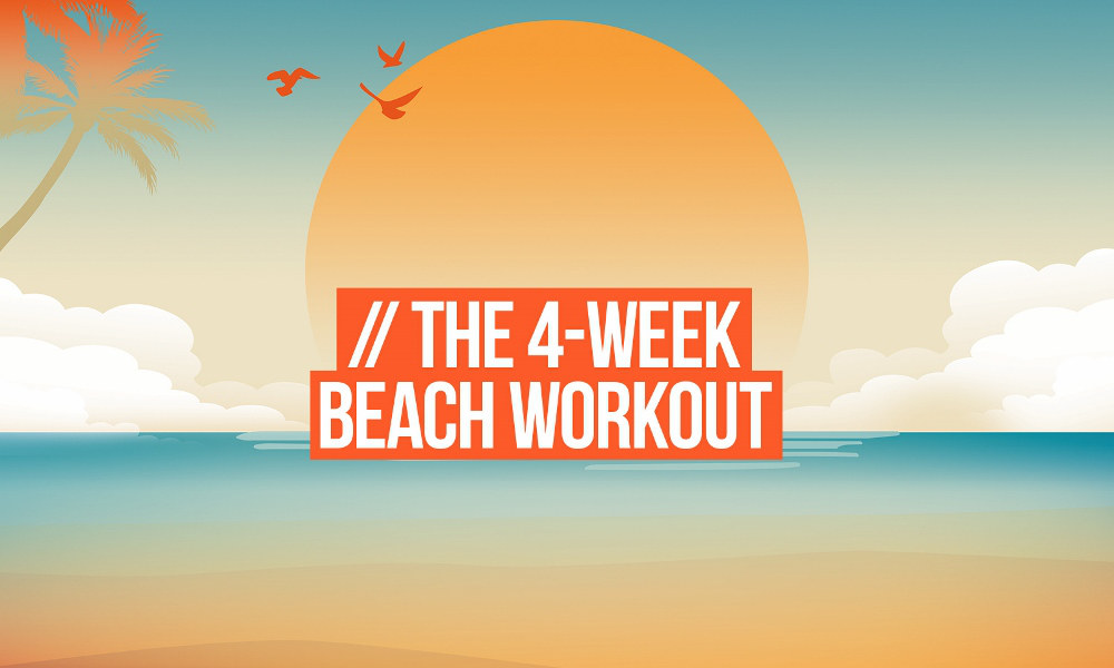 Beach Workout Cover