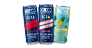 nocco bcaa pre workout sugar free and carbonated drink
