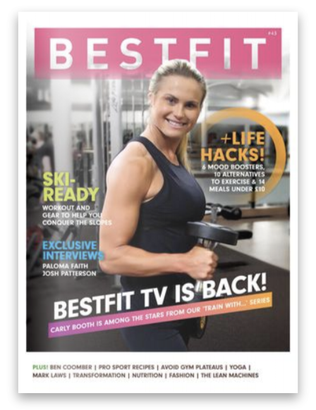 BESTFIT HEALTH AND FITNESS MAGAZINE ISSUE 43
