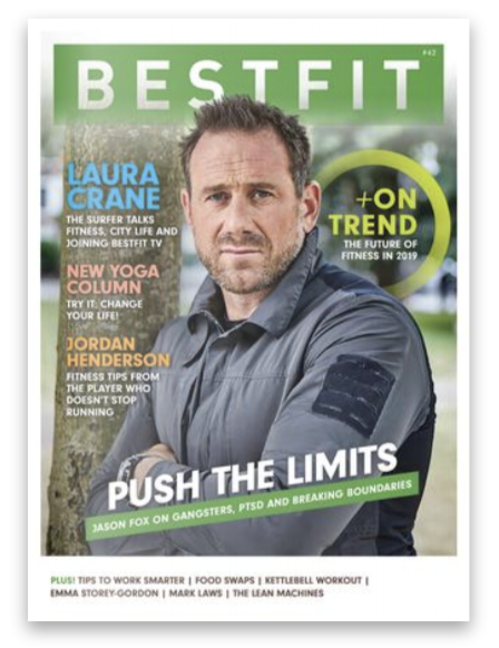 BESTFIT HEALTH AND FITNESS MAGAZINE ISSUE 42