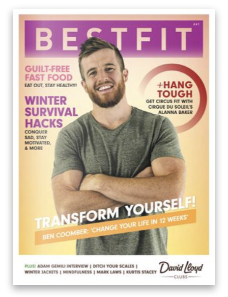 BESTFIT HEALTH AND FITNESS MAGAZINE ISSUE 41