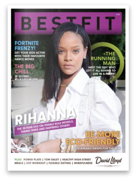 BESTFIT HEALTH AND FITNESS MAGAZINE ISSUE 40